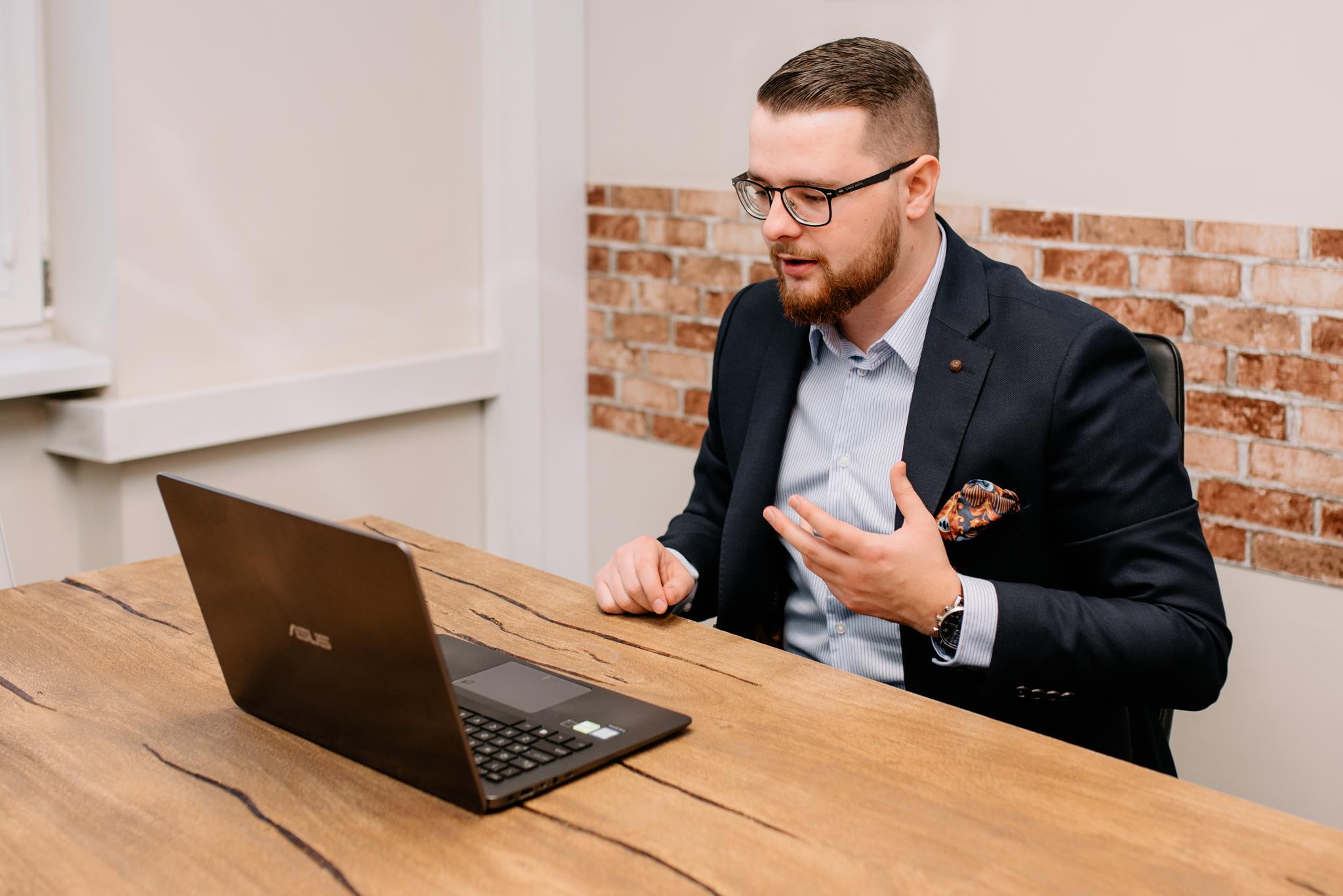 Wystąpienia online – pięć ważnych wskazówek