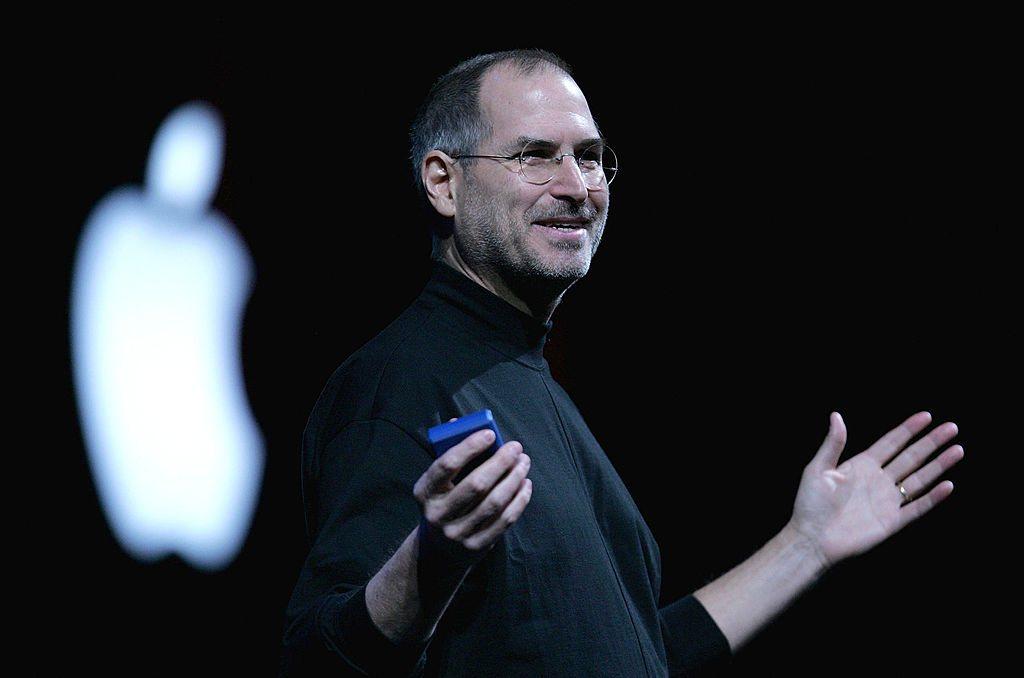 Steve Jobs – wizjoner wystąpień publicznych?
